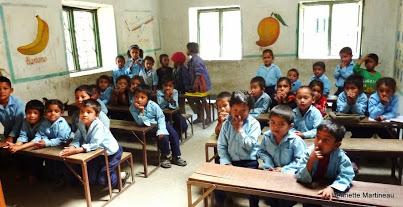90 des écoliers de Sindhupalchok