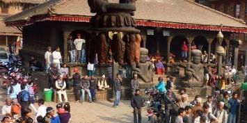 Les monuments du Népal